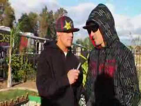 Rockstar Backyard BMX Jam 2008