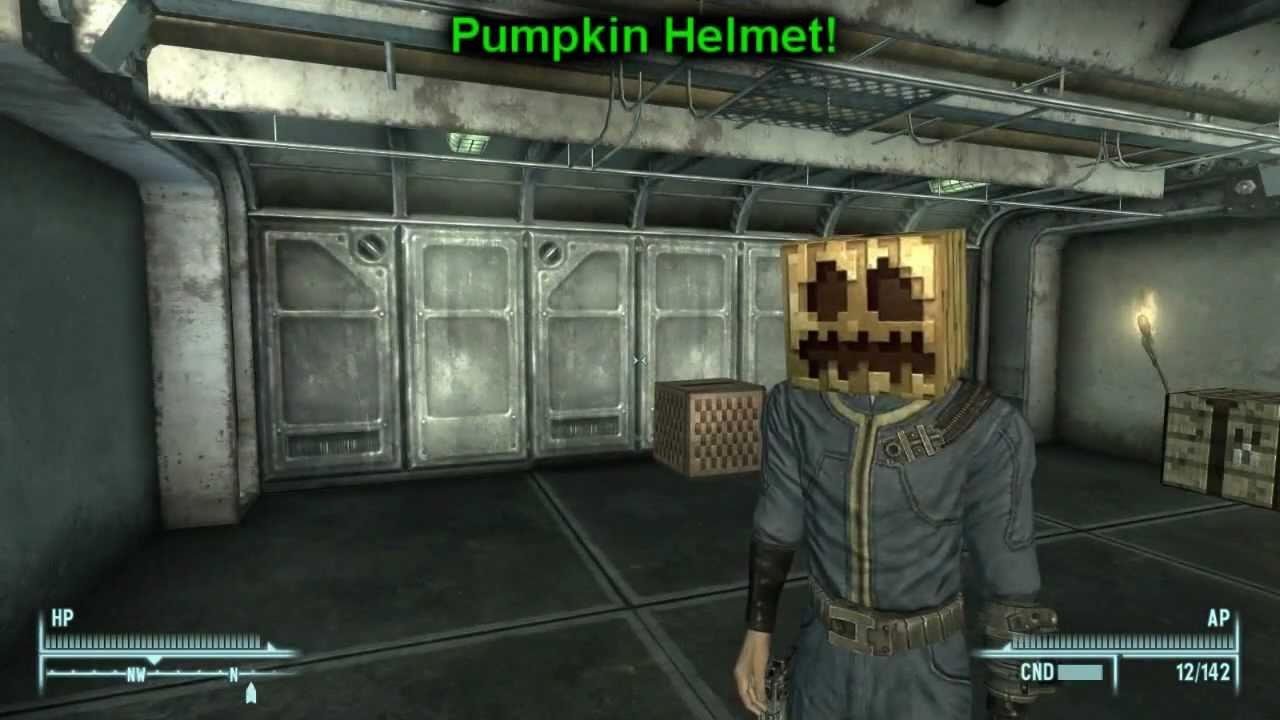 Fallout Mod Falloutcraft Minecraft In Fallout Version 3 0 Youtube