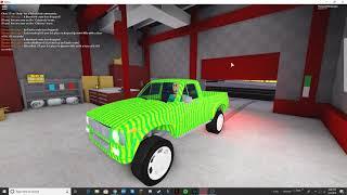 Roblox Simulador de Vehículos 100k Budget Challenge (ft. XDcoolkid)