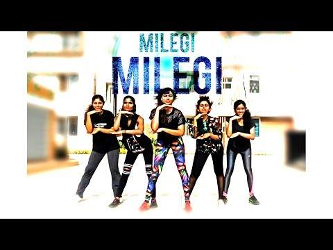 Milegi Milegi Video Song | STREE | Mika Singh | Sachin-Jigar | Rajkummar | Geek Freaks Choreography