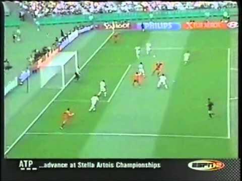 Tunisie 1-1 Belgique (Coupe du Monde 2002)