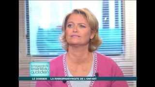 Première de Benoît Thévenet au Magazine de la Santé