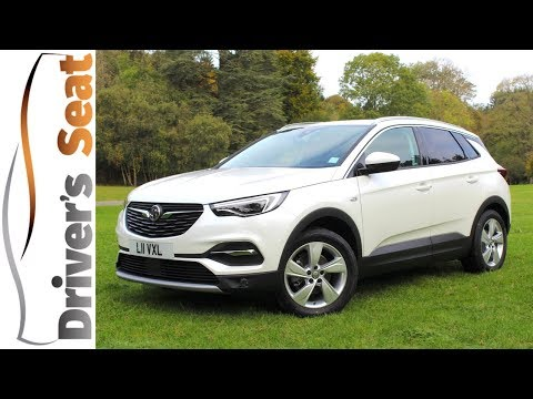 Vauxhall/Opel Grandland X 2017 SUV Review | Driver's Seat