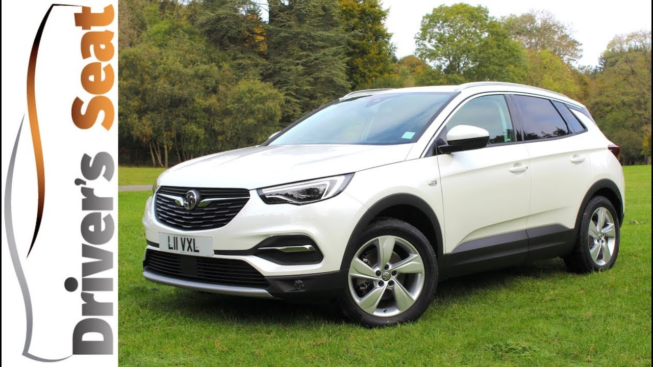 vauxhall opel grandland x 2017 suv review driver 39 s seat youtube. Black Bedroom Furniture Sets. Home Design Ideas