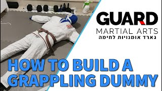 How to build a grappling dummy