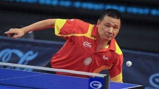 2018 Hawkeye Open Table Tennis Tournament - Singles Semifinals & Finals
