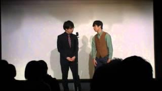 2014年3月21日(金)に新宿fuで行われた、明治大学お笑いサーク...