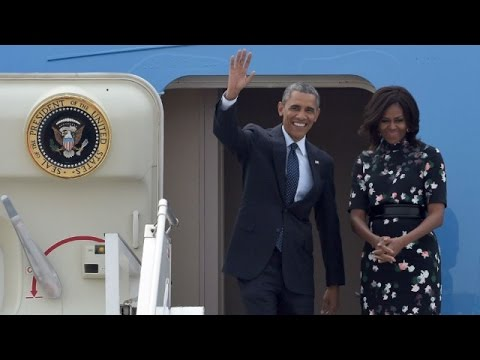 Obama to travel to South Pacific island to work on memoir: report