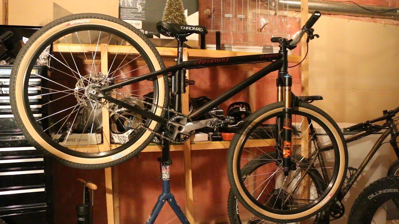 Chromag Monk - Bike Check - YouTube 46f08f5d1