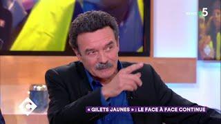 Gilets Jaunes : le face à face continue ! - C à Vous - 11/12/2018