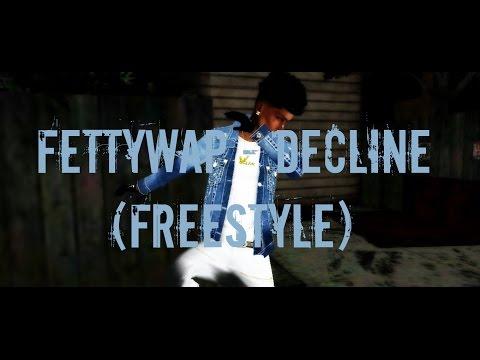 Fettywap - Decline (Freestyle) (IMVU Music Video) Animated #VClan