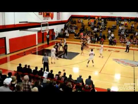 Dover vs Northeastern (Keith Davis)