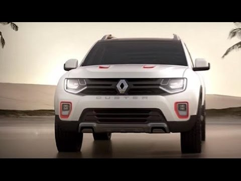 New Renault Duster 2018 India Design Specifications Interior
