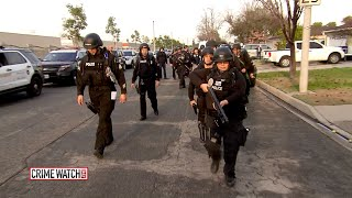 Jason Mattera Rides Along With LAPD Task Force on Hunt for Child Predators - Crime Watch Daily