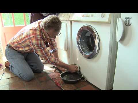 Vieze geur in wasmachine