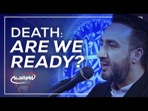 Night 1: Death: Are We Ready? - Dr. Sayed Ammar Nakshawani - Ramadan 2020/1441
