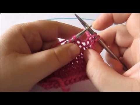 Le tricot à la suisse