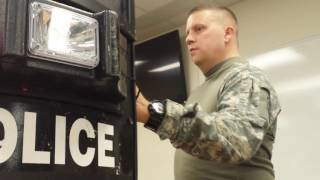 Pensacola Police Department S.W.A.T. Team Presentation + Q/A