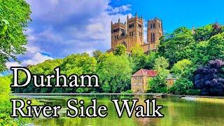 ENGLAND, Walk Along The River …