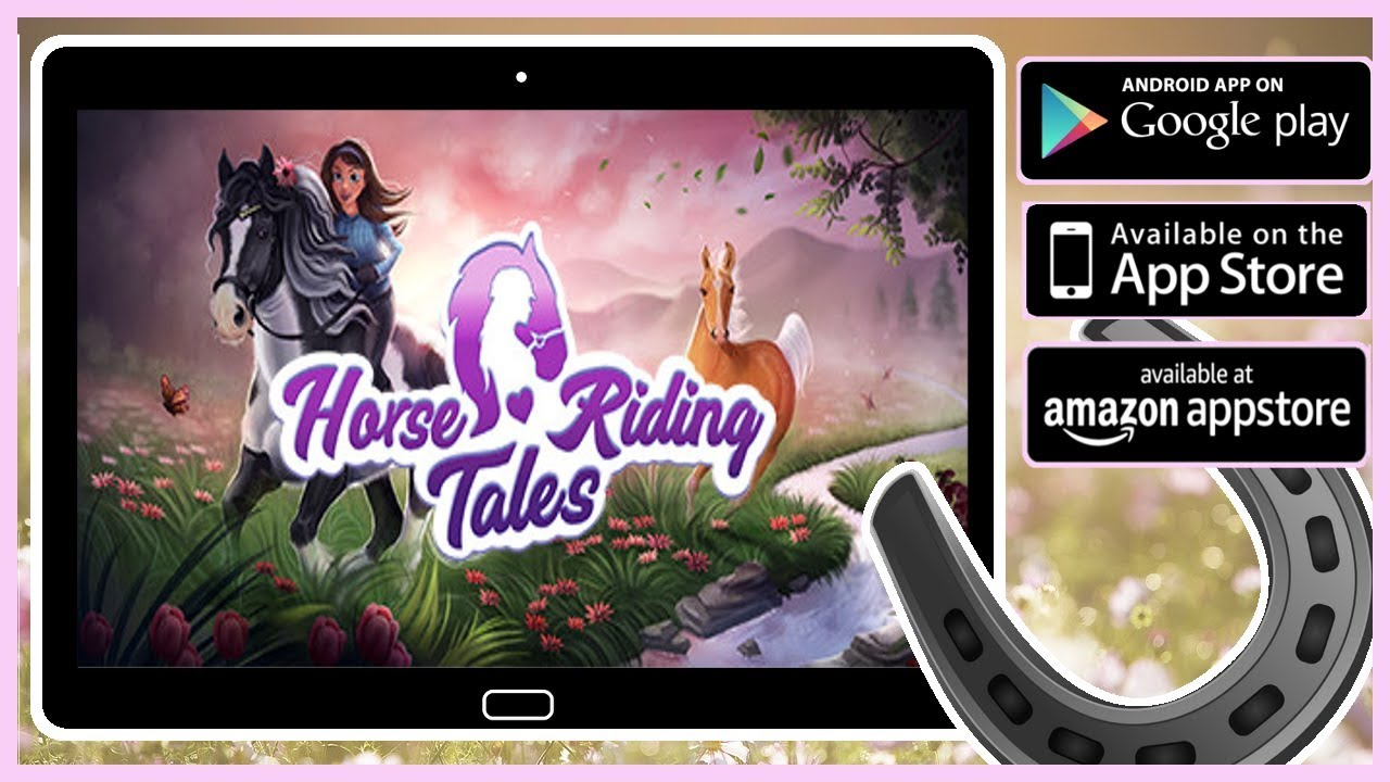 New Horse MMO! 🐎 | Horse Riding Tales | APP Game