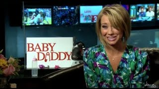 "Chelsea Kane Reveals Embarrassing Nickname Along with ""Baby Daddy"" Co-Stars"