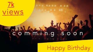 Bhai cha birthday ♥__dj song status  💕