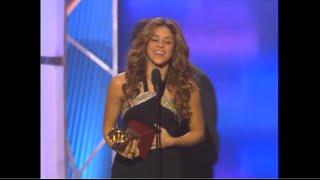 Shakira wins Record of the Year | Grammys 2006