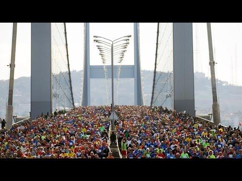 37th Istanbul Marathon 2015