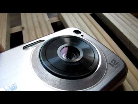 Samsung M8910 Pixon12鏡頭開啟+快門(小o攝)1200萬畫素