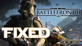 HOW TO FIX BATTLEFRONT II ON XBOX ONE