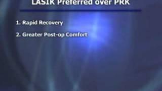 PRK vs LASIK by Dr. Cory Lessner