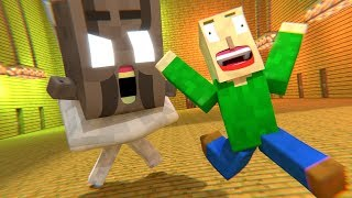 Baldi Vs Granny - Minecraft Animation Compilation