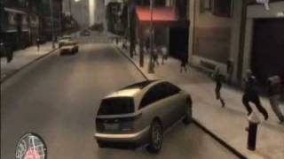 "GTA IV - ""One Vision"" by Queen"