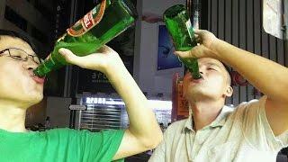 街頭啤酒王 - 青島啤酒 Tsingtao Beer