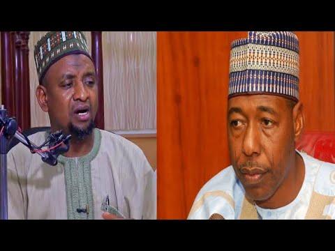 Manyan Malamai sun fara yin magana akan Gwamnan Jihar Borno