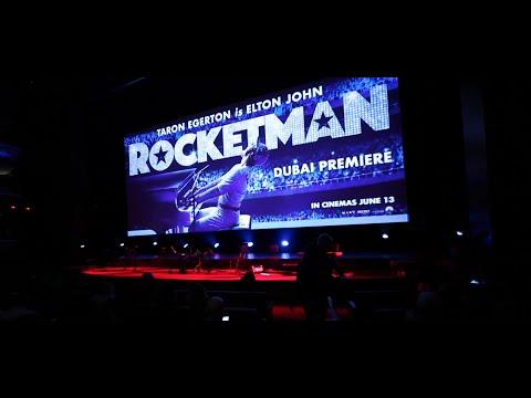 Rocketman Premier Opera, Dubai