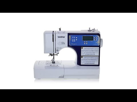 Brother Designio Computerized Sewing Machine