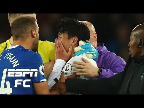 Son Heung-Min has to bear responsibility for Andre Gomes challenge - Shaka Hislop | Premier League