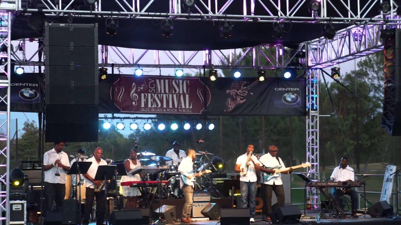 SCV Music Festival: Eric Darius,Rose& Lyndon Rochelle ...