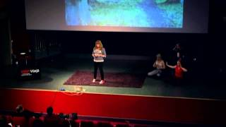 Listening To Your Inner Voice: Maria Estling Vannestål at TEDxVäxjö
