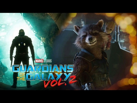 Guardians of the Galaxy vol. 2 Hindi trailer - Dubbed by me