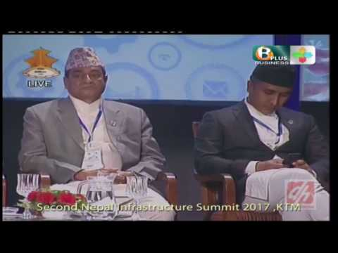 Second Nepal Infrastructure Summit 2017_Special Coverage On Business Plus Television