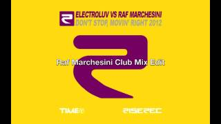 Electroluv Vs Raf Marchesini - Don