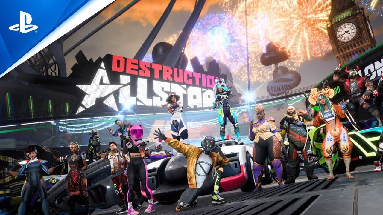 Destruction AllStars Trailer 1