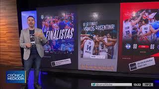 Las redes estallaron con felicitaciones y elogios a la selección de básquet
