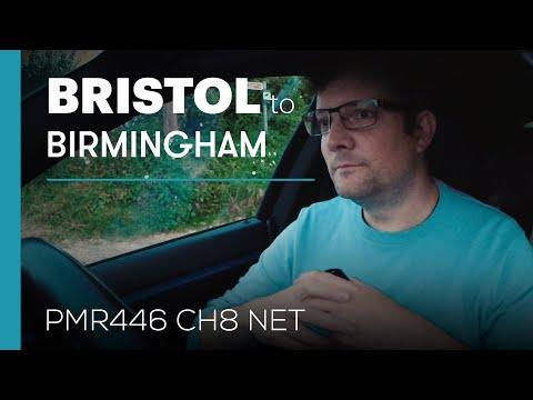 Bristol To Birmingham - PMR446 Channel 8 Net