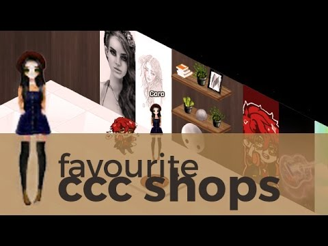 FAVOURITE/BEST SHOPS IN CHIT CHAT CITY 2016