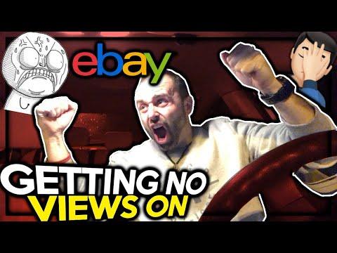 Ahhh! Im Getting NO VIEWS on eBay