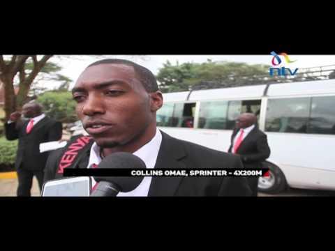 Team Kenya leaves for IAAF World Relays in Bahamas