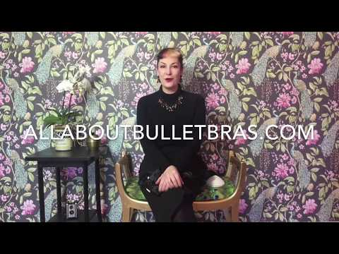 All About Bullet Bras by What Katie Did
